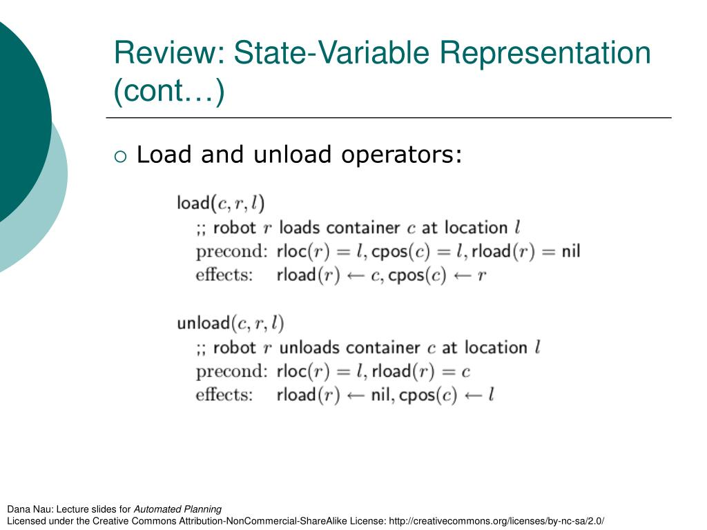 Review: State-Variable Representation (cont…)