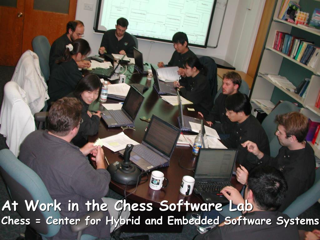 At Work in the Chess Software Lab