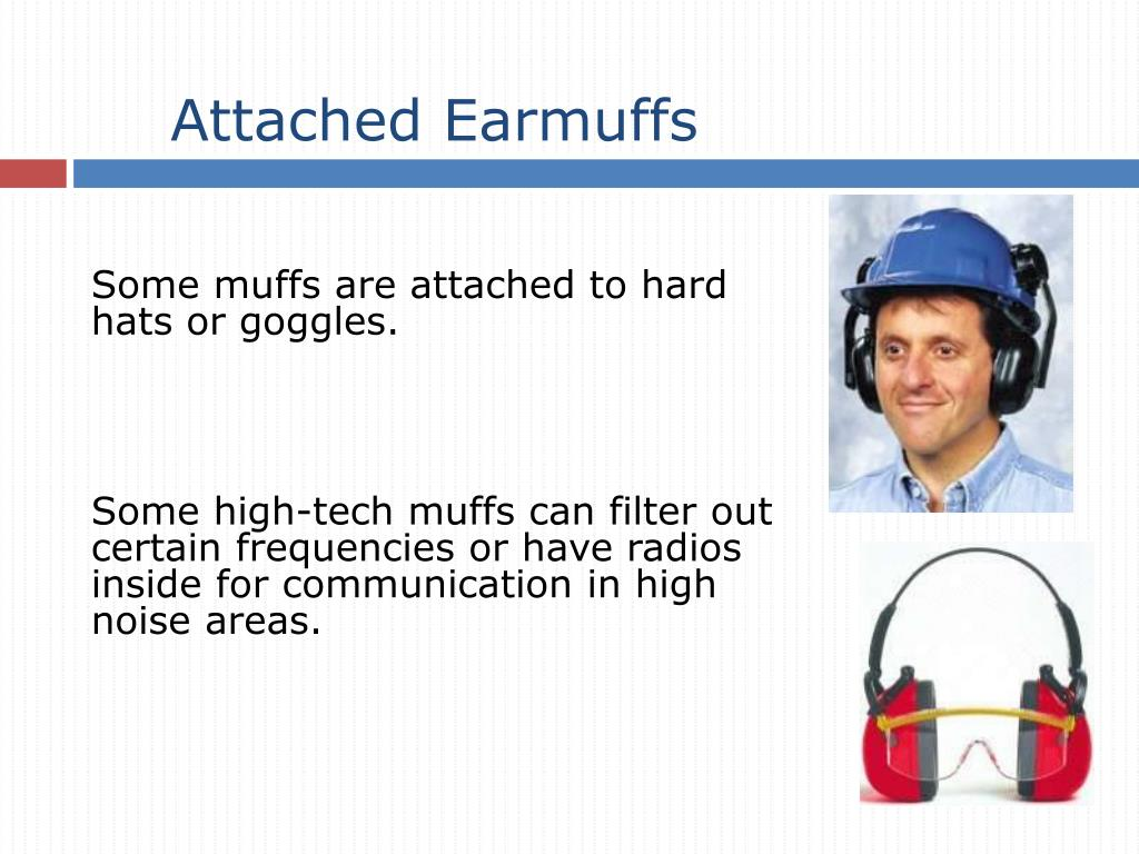 Attached Earmuffs