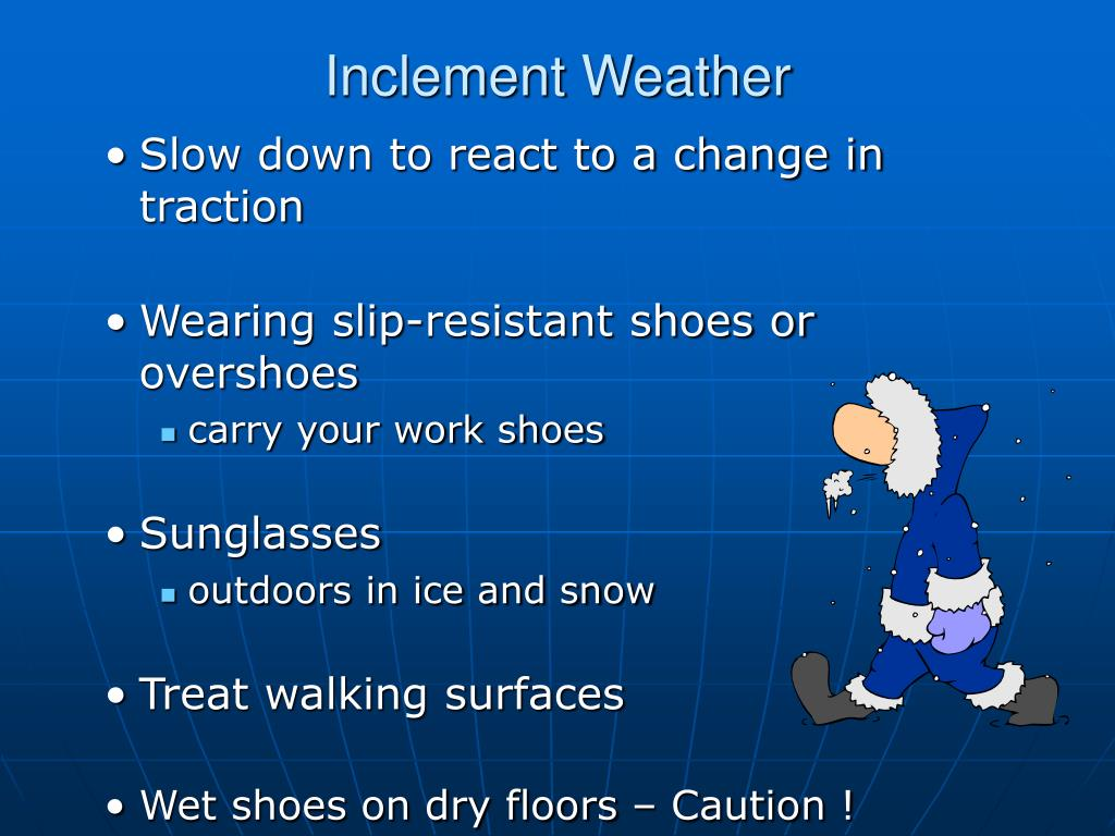 PPT - Slip, Trip and Fall Prevention PowerPoint ...