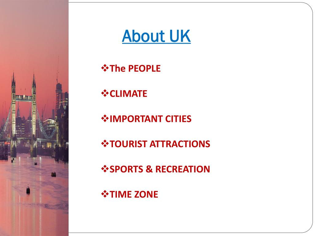 About UK