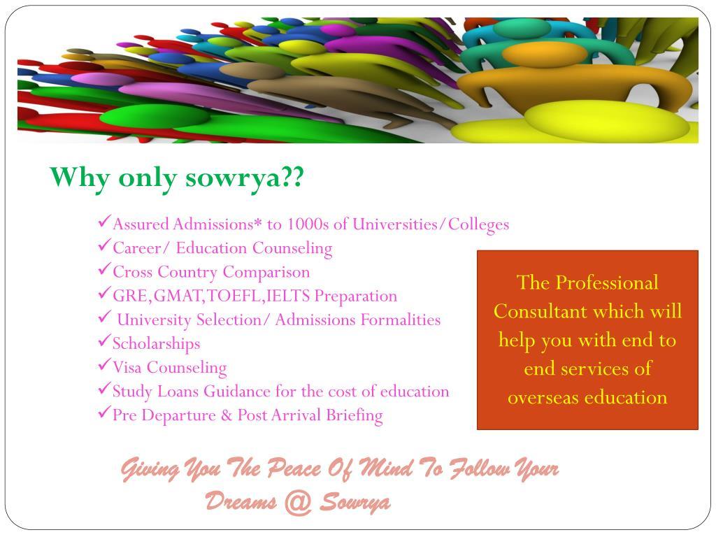 Why only sowrya??