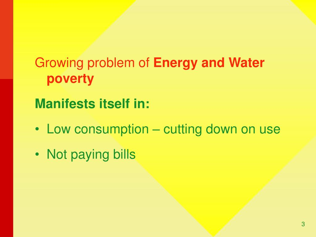 Growing problem of