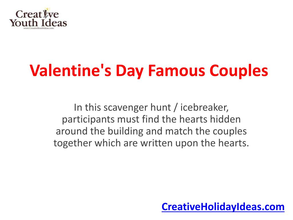 Valentine's Day Famous