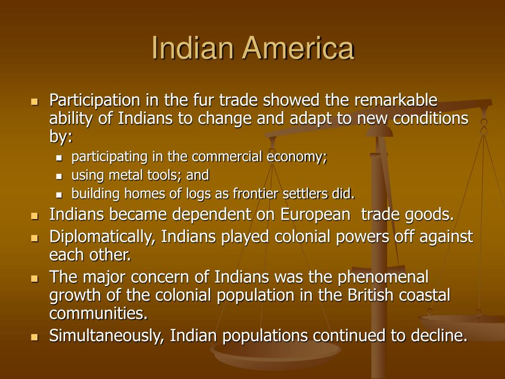 Indian America