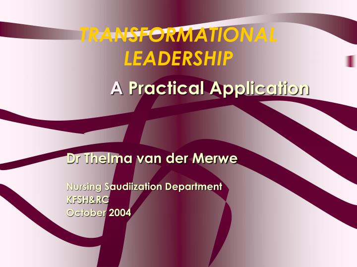 Transformational leadership l.jpg