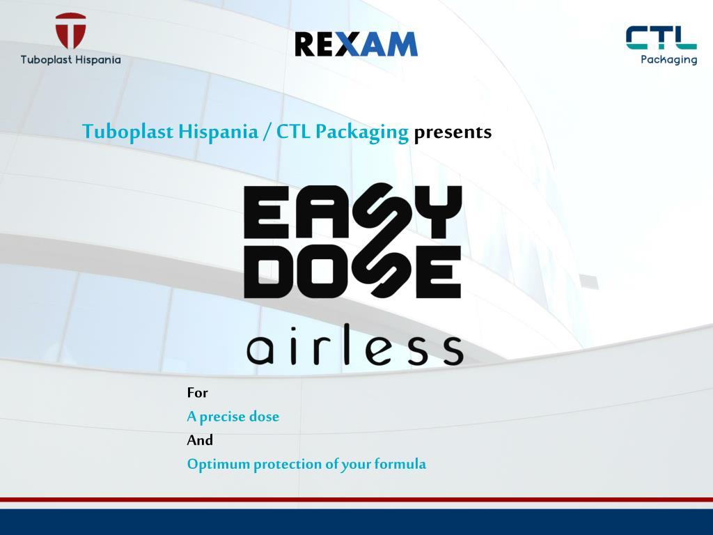 Tuboplast Hispania / CTL Packaging