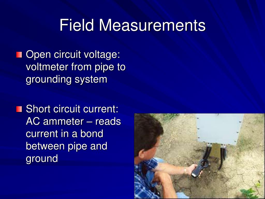 Field Measurements