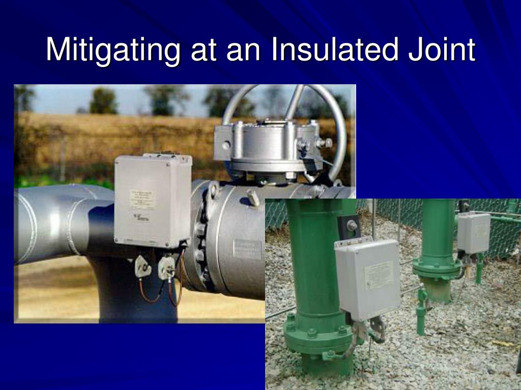 Mitigating at an Insulated Joint