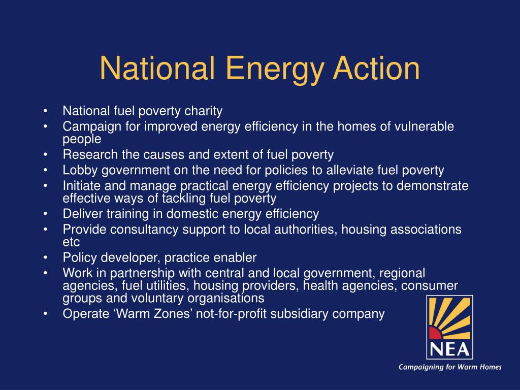 National Energy Action
