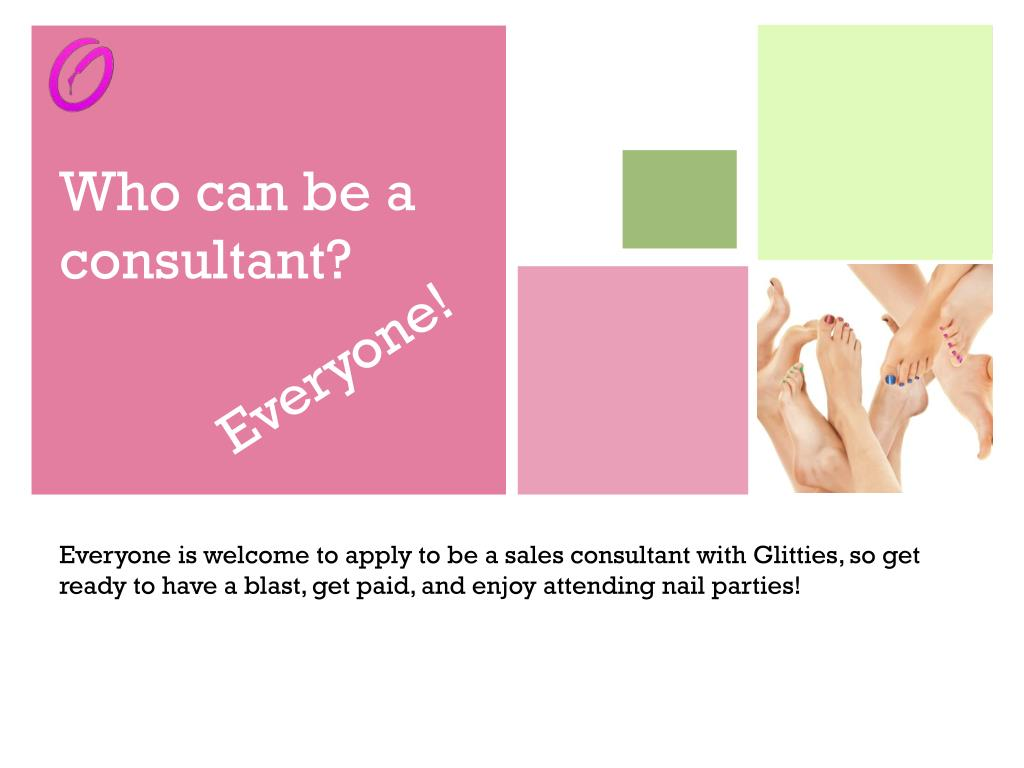 Who can be a consultant?