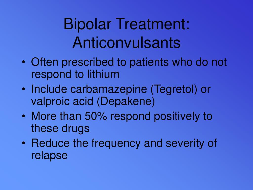 Bipolar Treatment: