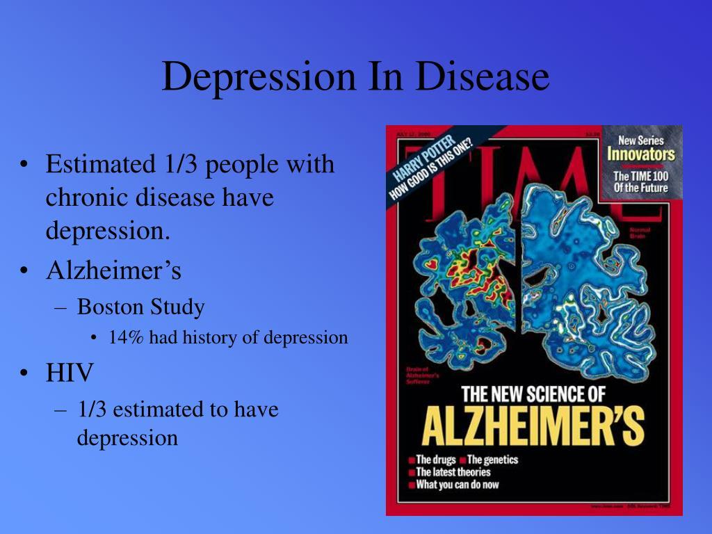 Depression In Disease