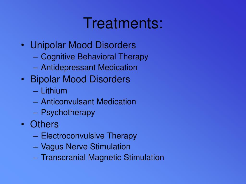 Treatments: