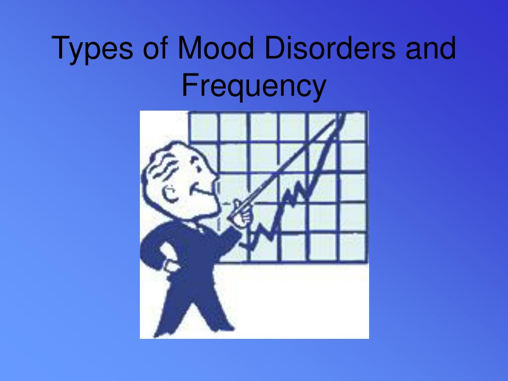 Types of Mood Disorders and Frequency