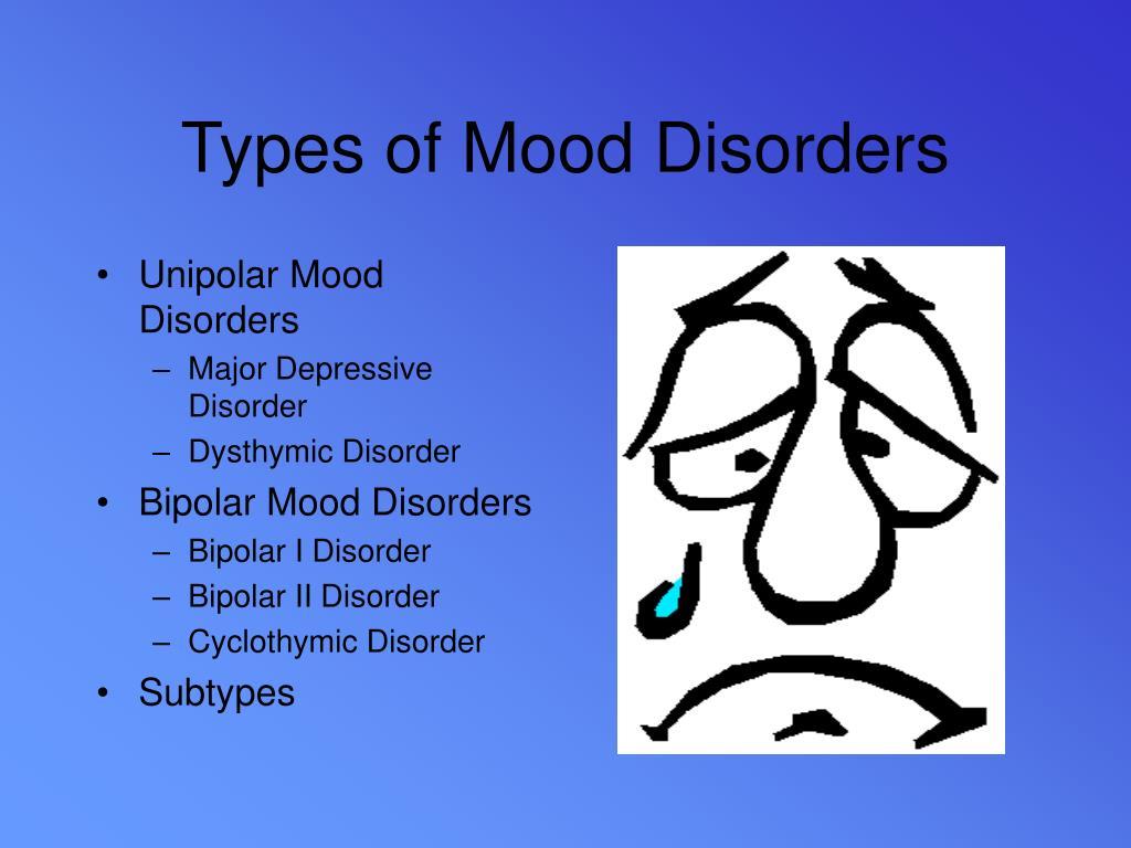 Unipolar Mood Disorders