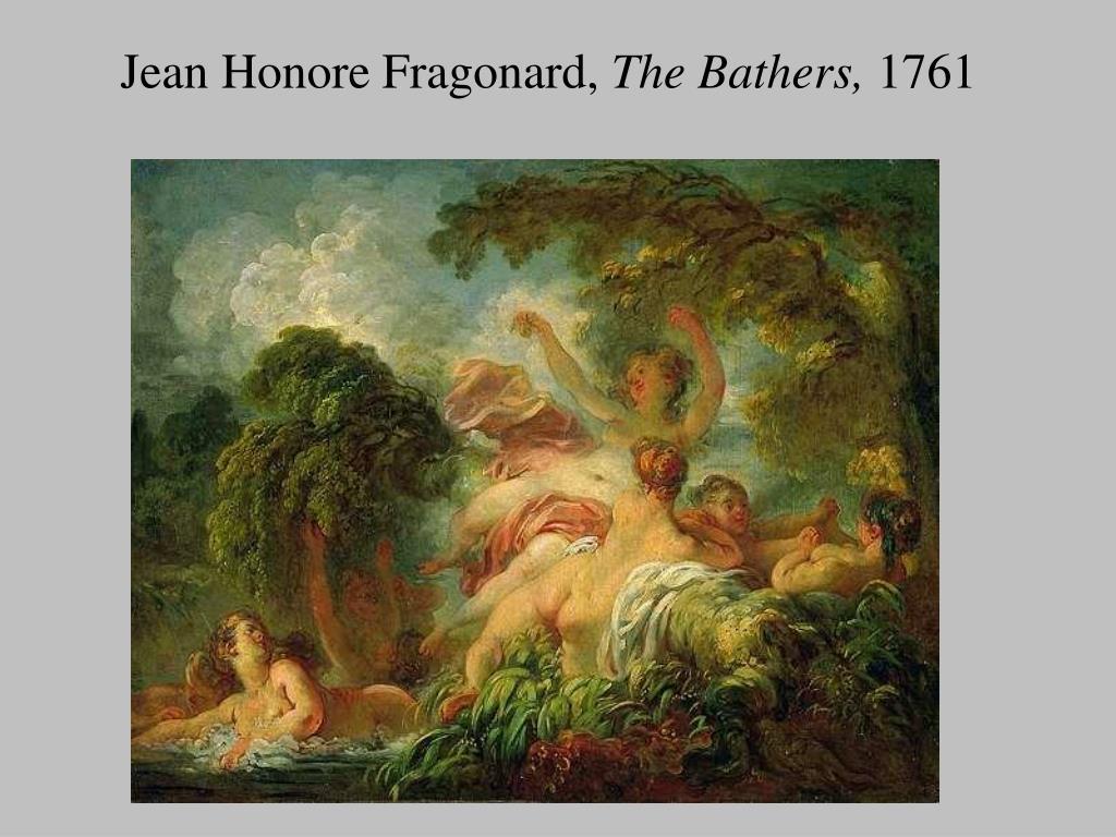 Jean Honore Fragonard,