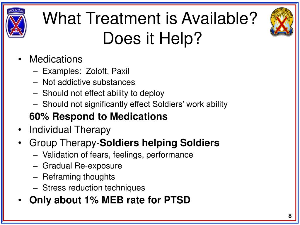 What Treatment is Available?