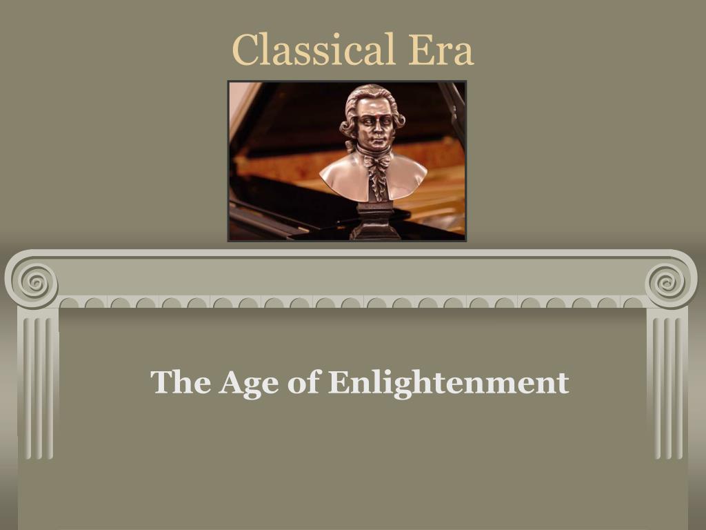 Classical Era
