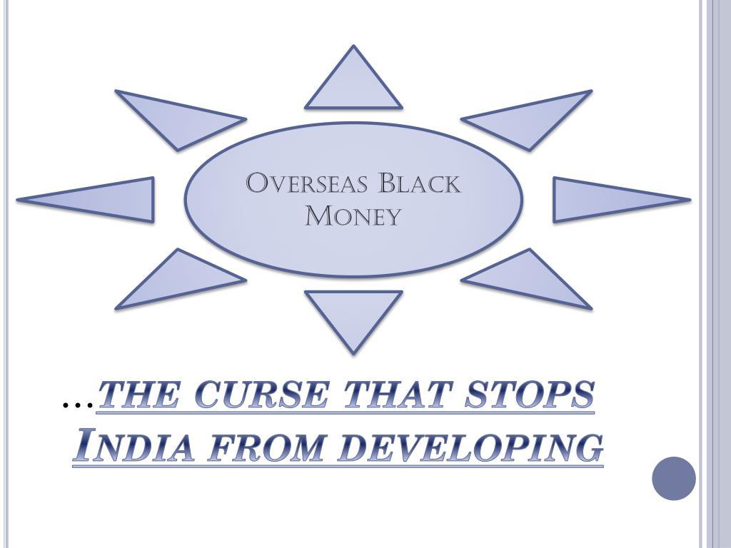 Overseas Black Money