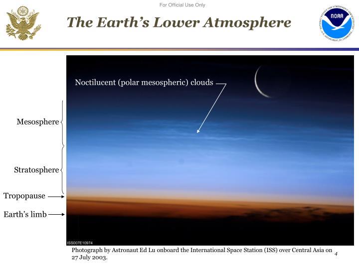 Noctilucent (polar mesospheric) clouds