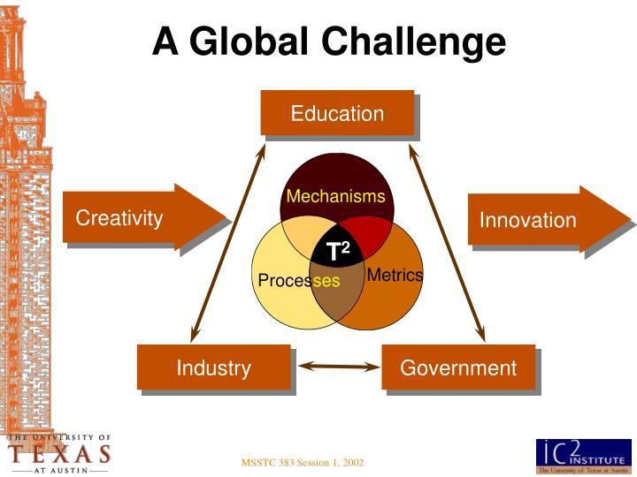 A Global Challenge