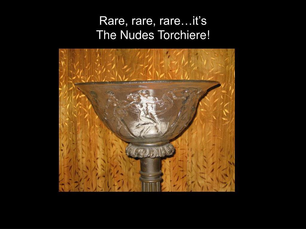 Rare, rare, rare…it's