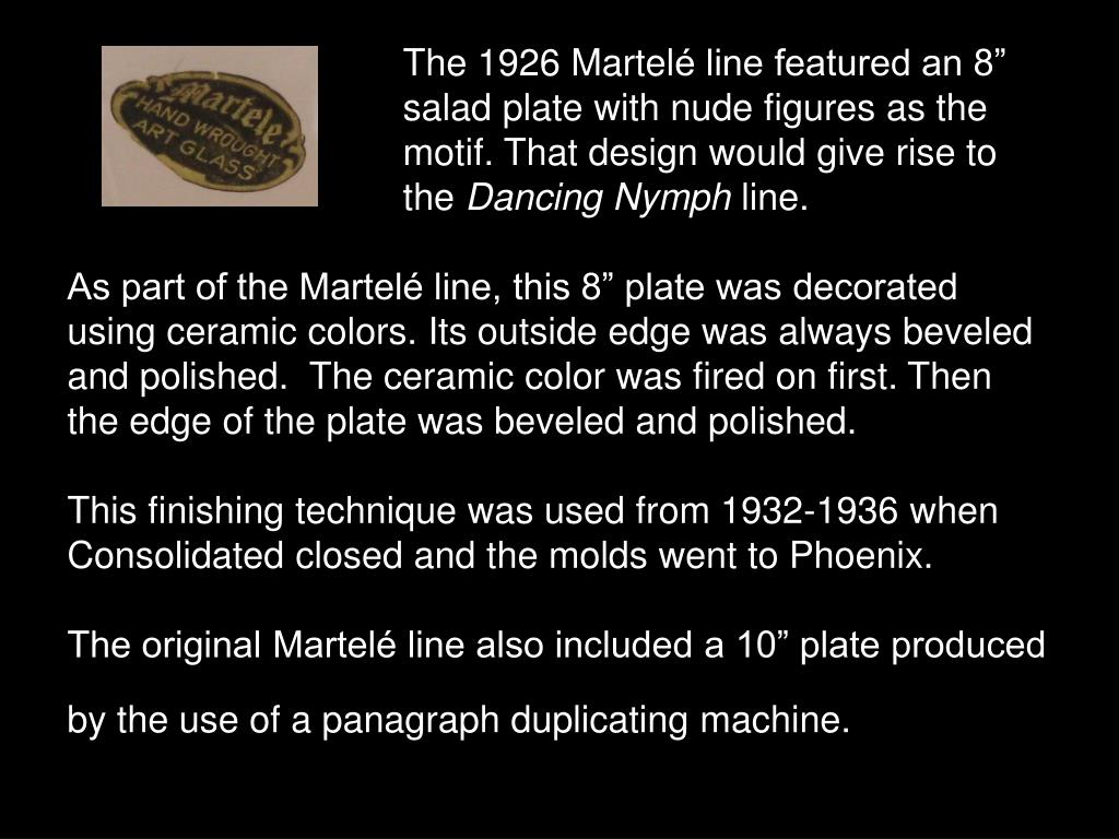 The 1926 Martel