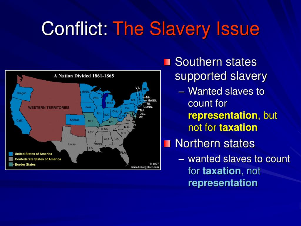 representation taxation and slavery No taxation without representation  is a slogan originating during the 1750s and 1760s that summarized a primary grievance of the american colonists in the thirteen colonies , which was one of the major causes of the american revolution .