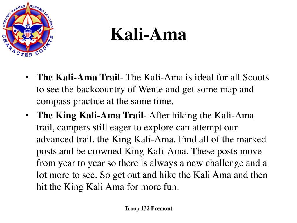 Kali-Ama