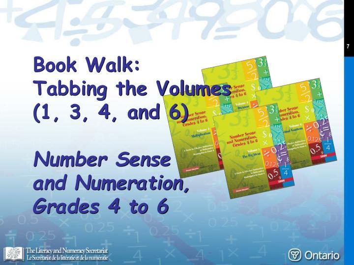 Book Walk: