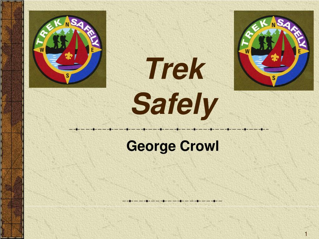 trek safely