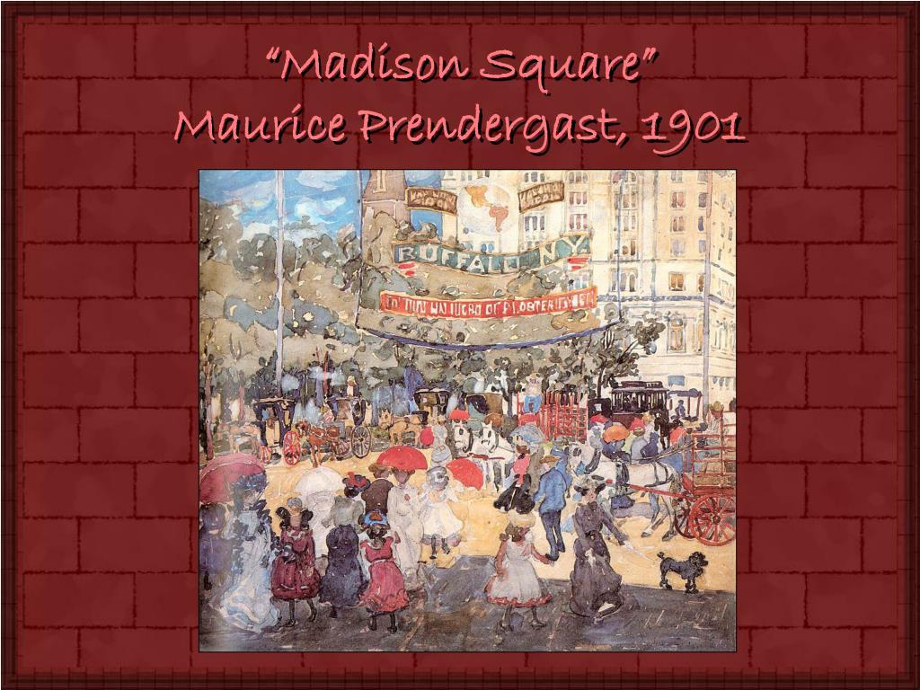 """""""Madison Square"""""""