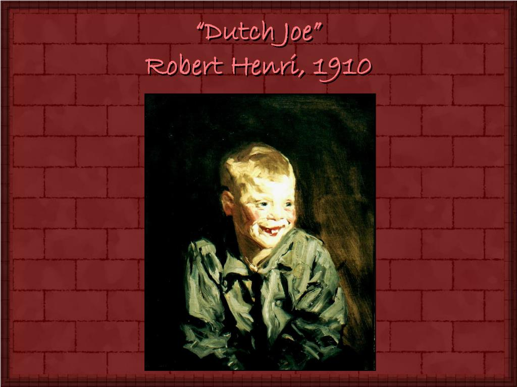 """Dutch Joe"""