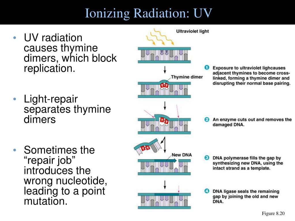 Ionizing Radiation: UV