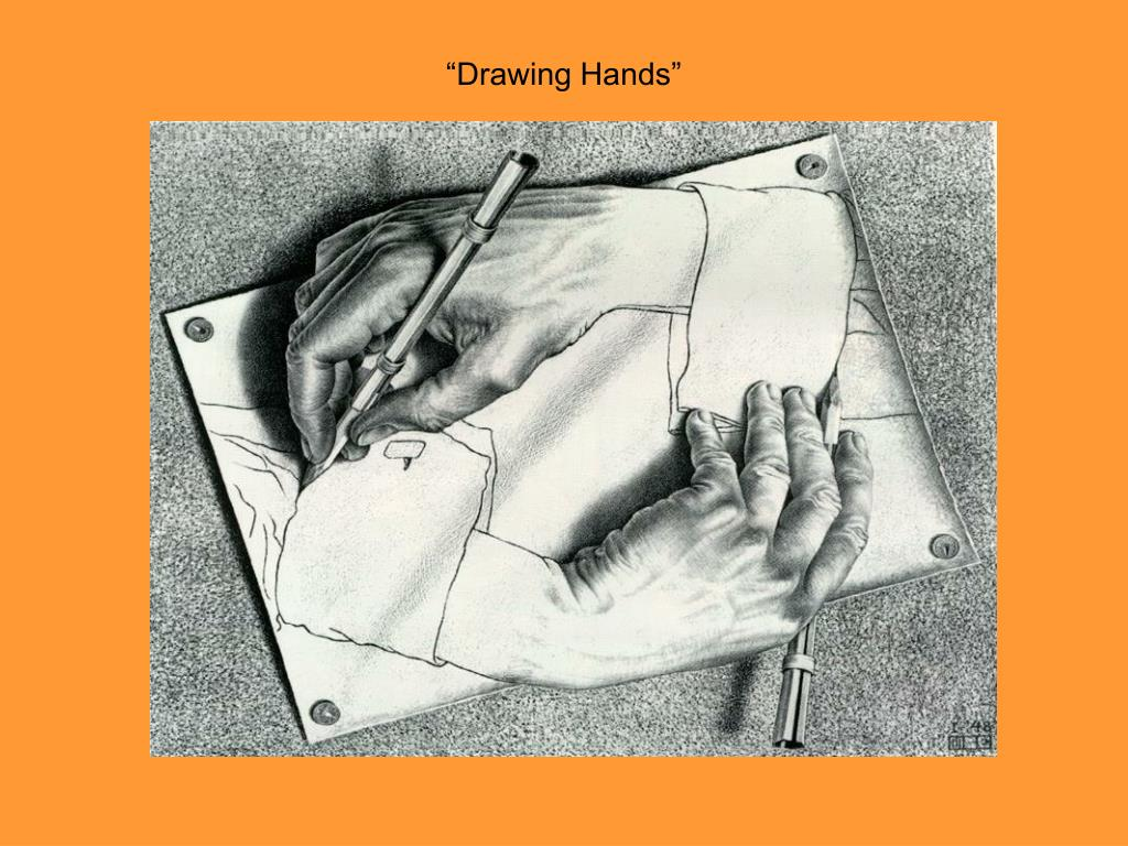 """""""Drawing Hands"""""""