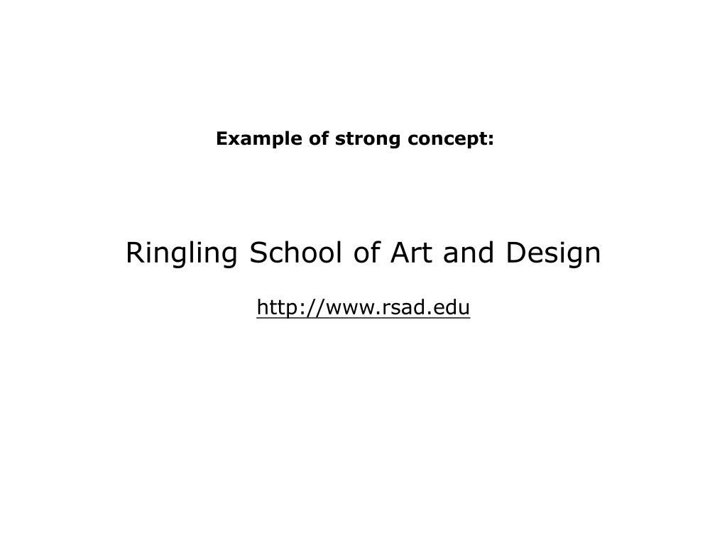 Ringling School of Art and Design