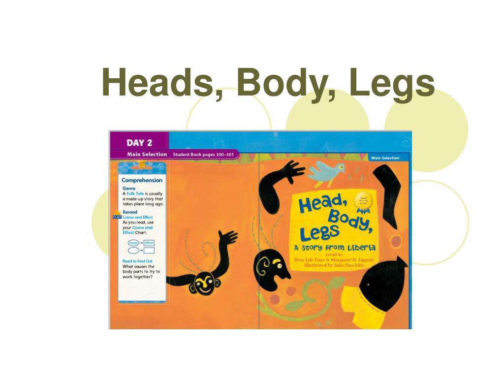 Heads, Body, Legs