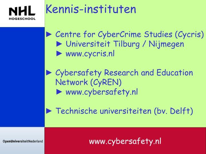 Kennis-instituten