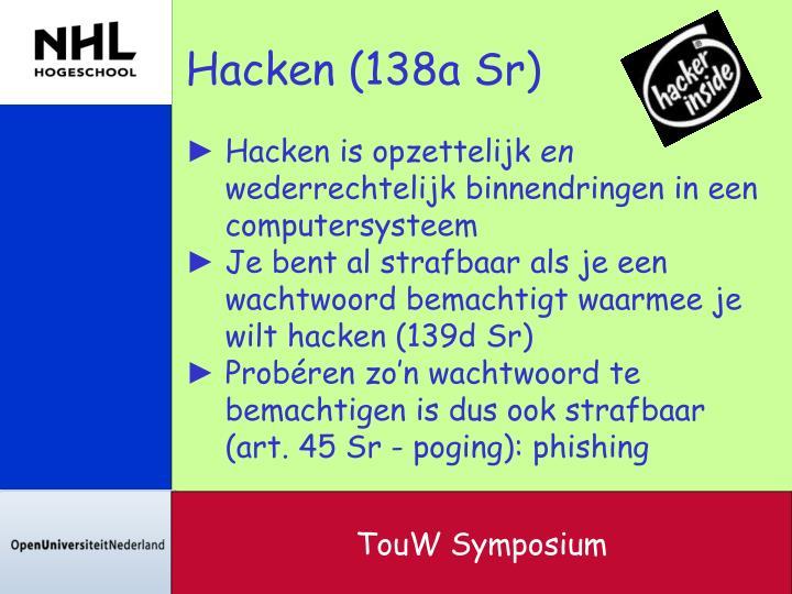 Hacken (138a Sr)