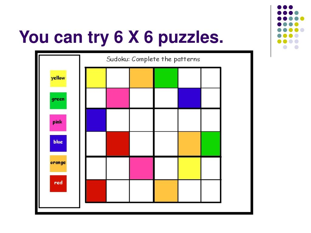 You can try 6 X 6 puzzles.