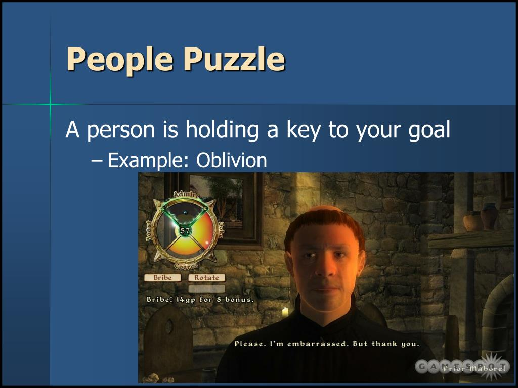 People Puzzle