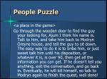 people puzzle11