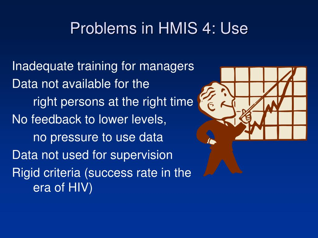 Inadequate training for managers