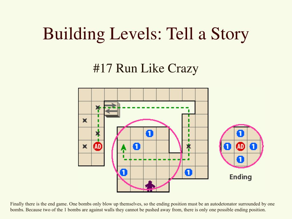 Building Levels: Tell a Story
