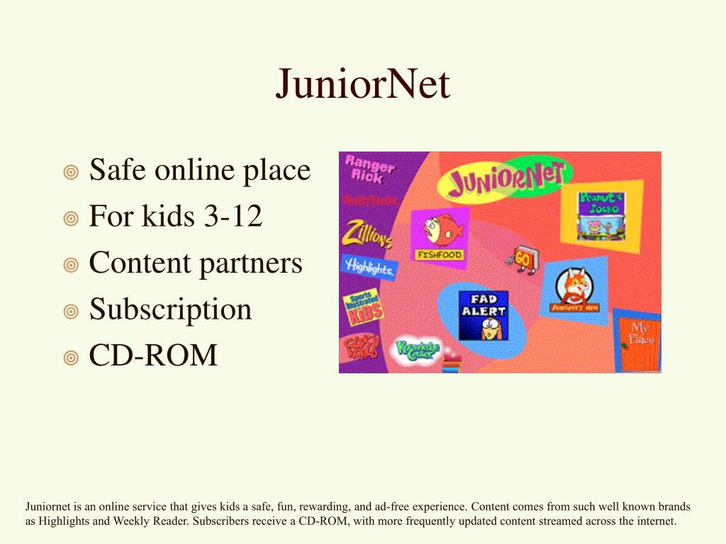 JuniorNet