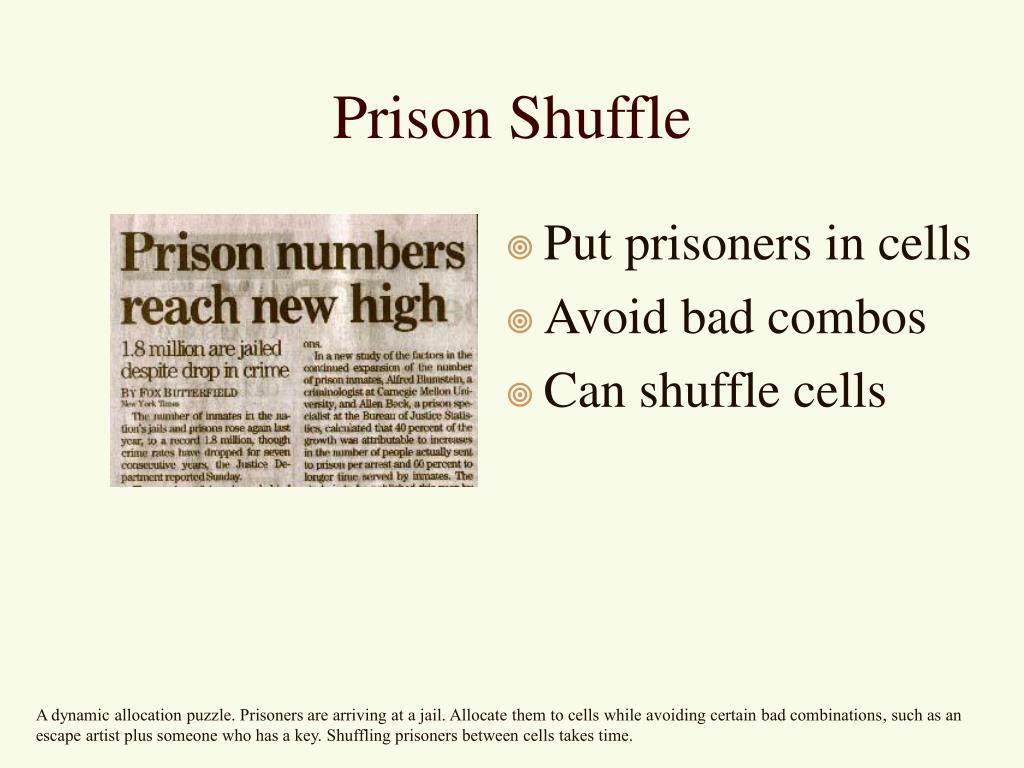 Prison Shuffle