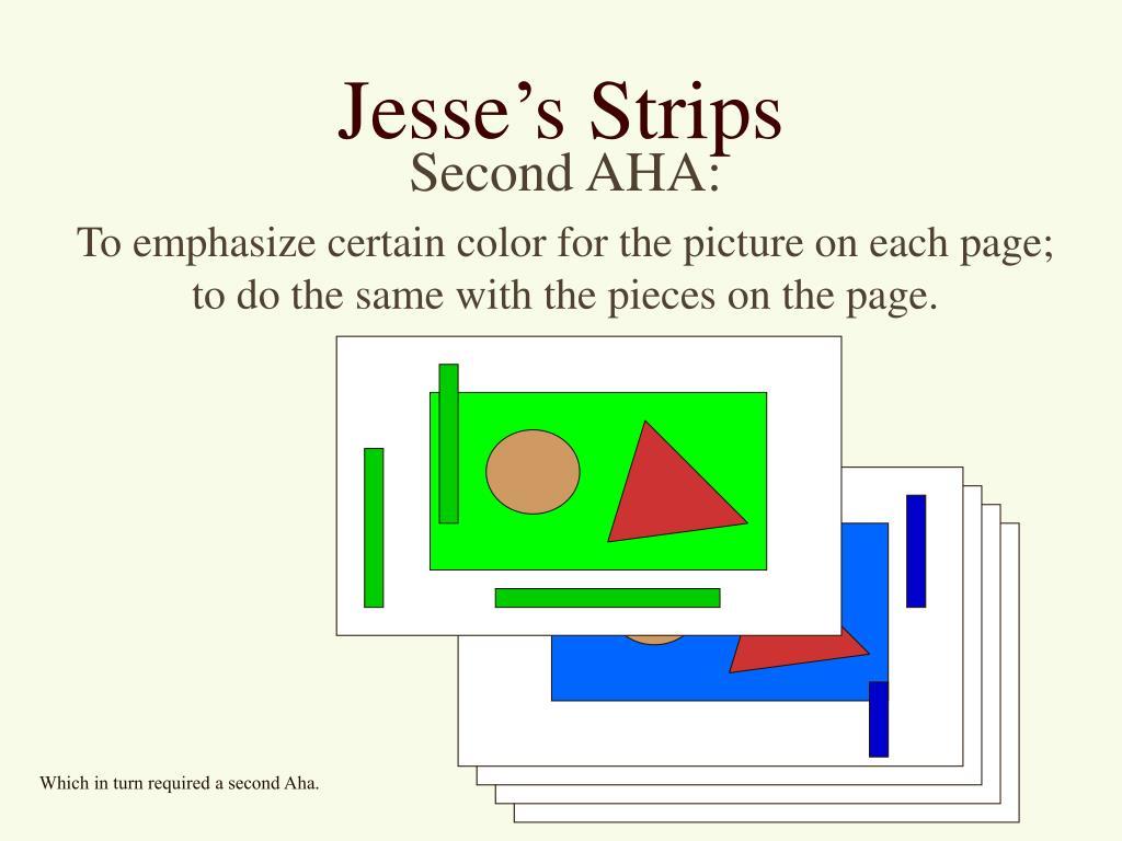 Jesse's Strips