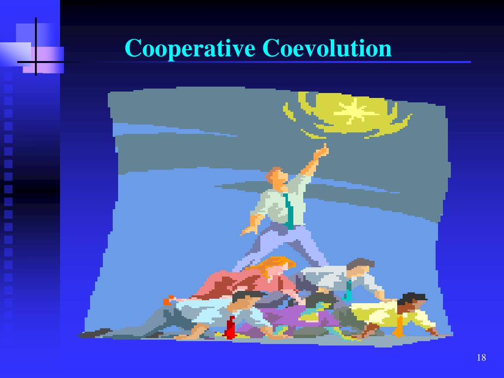 Cooperative Coevolution