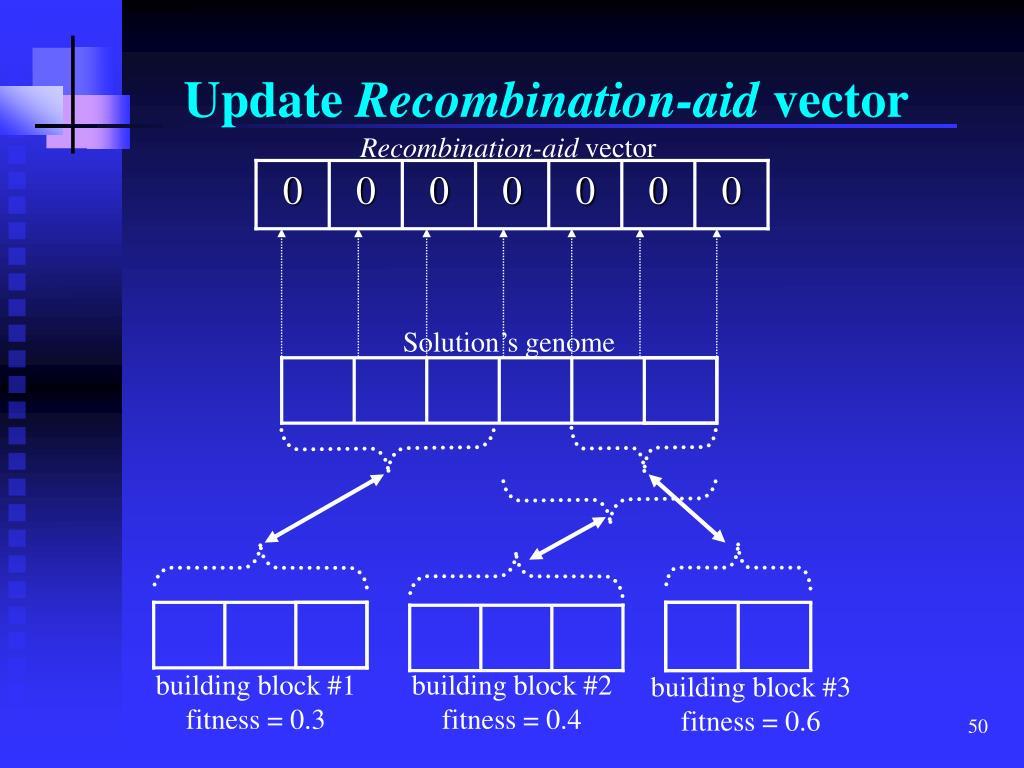 Recombination-aid